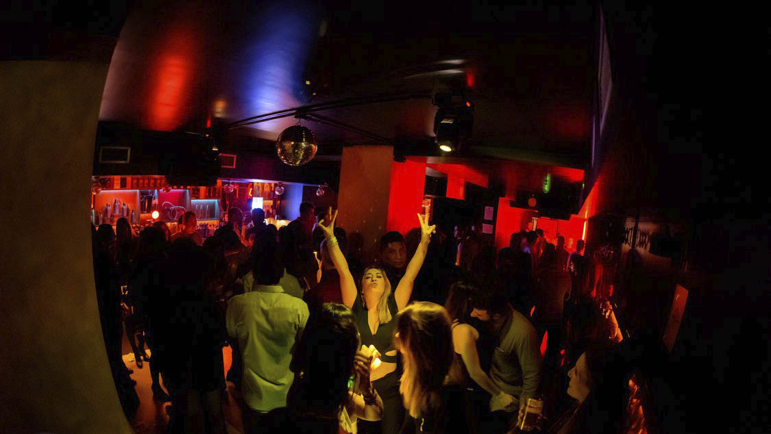 EGO confidential club discoteca en Madrid