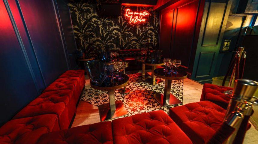 Discotecas en Madrid para fumar cachimba barata